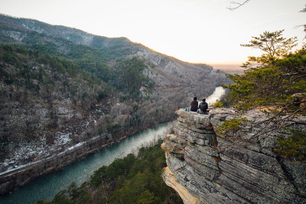 best outdoor photo spots in Chattanooga