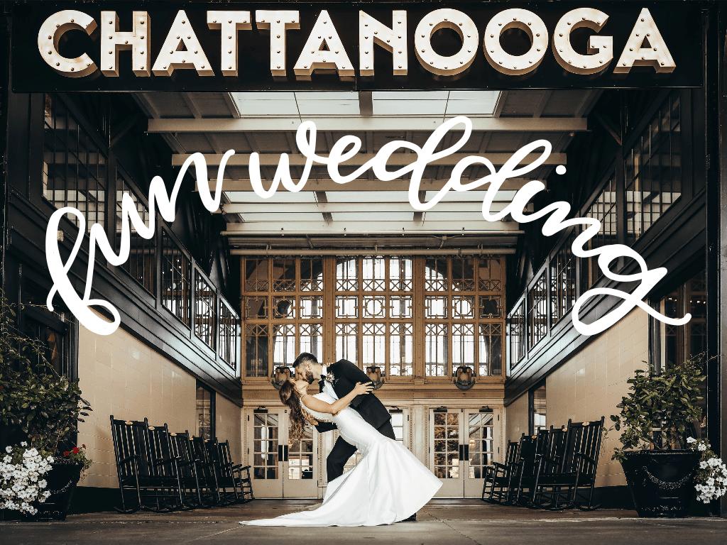 Chattanooga Fun Wedding